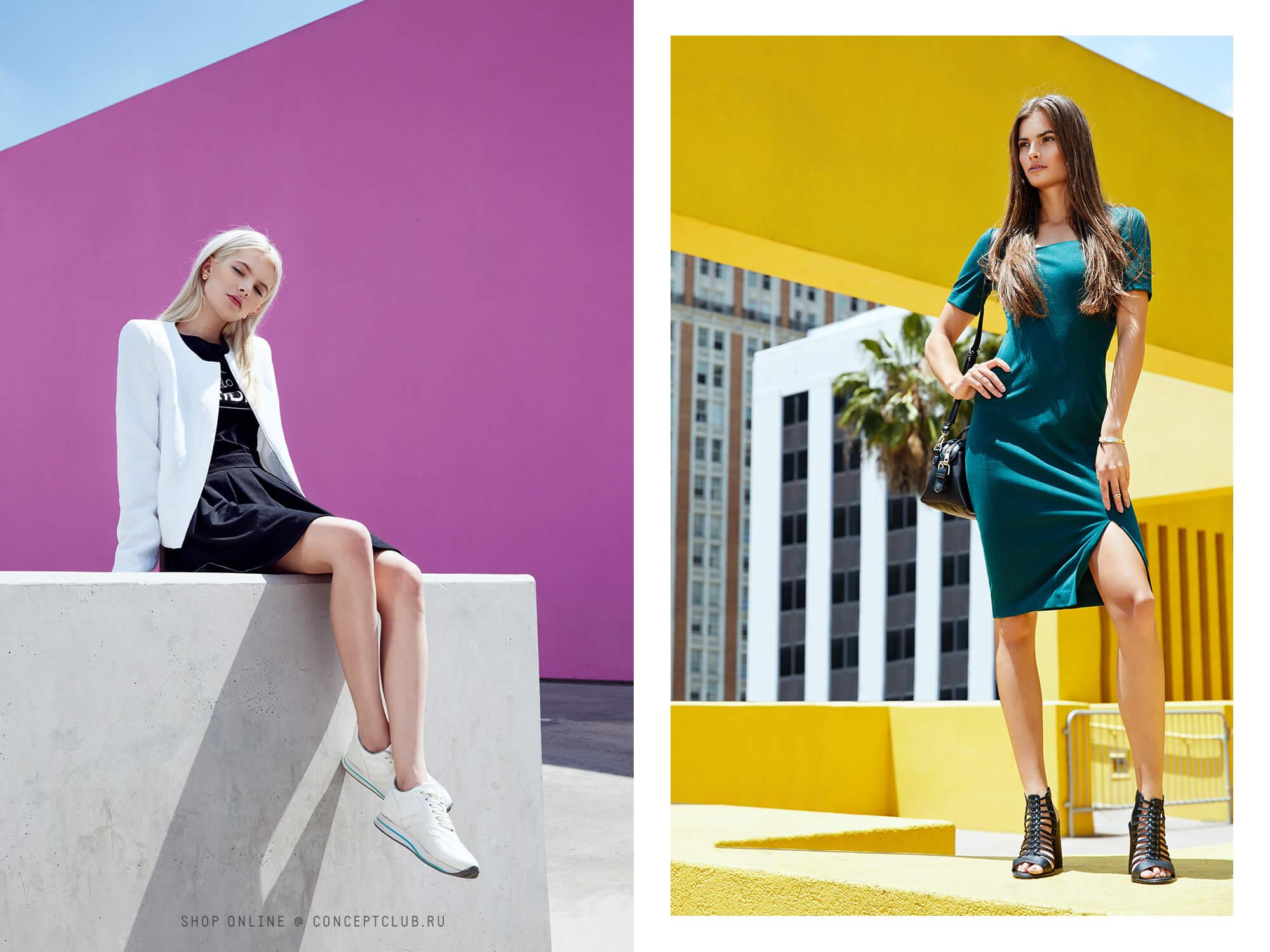 ЕВГЕНИЯ ВОРОНОВА – Concept Club Campaign SS'15 – EVGENIA VORONOVA