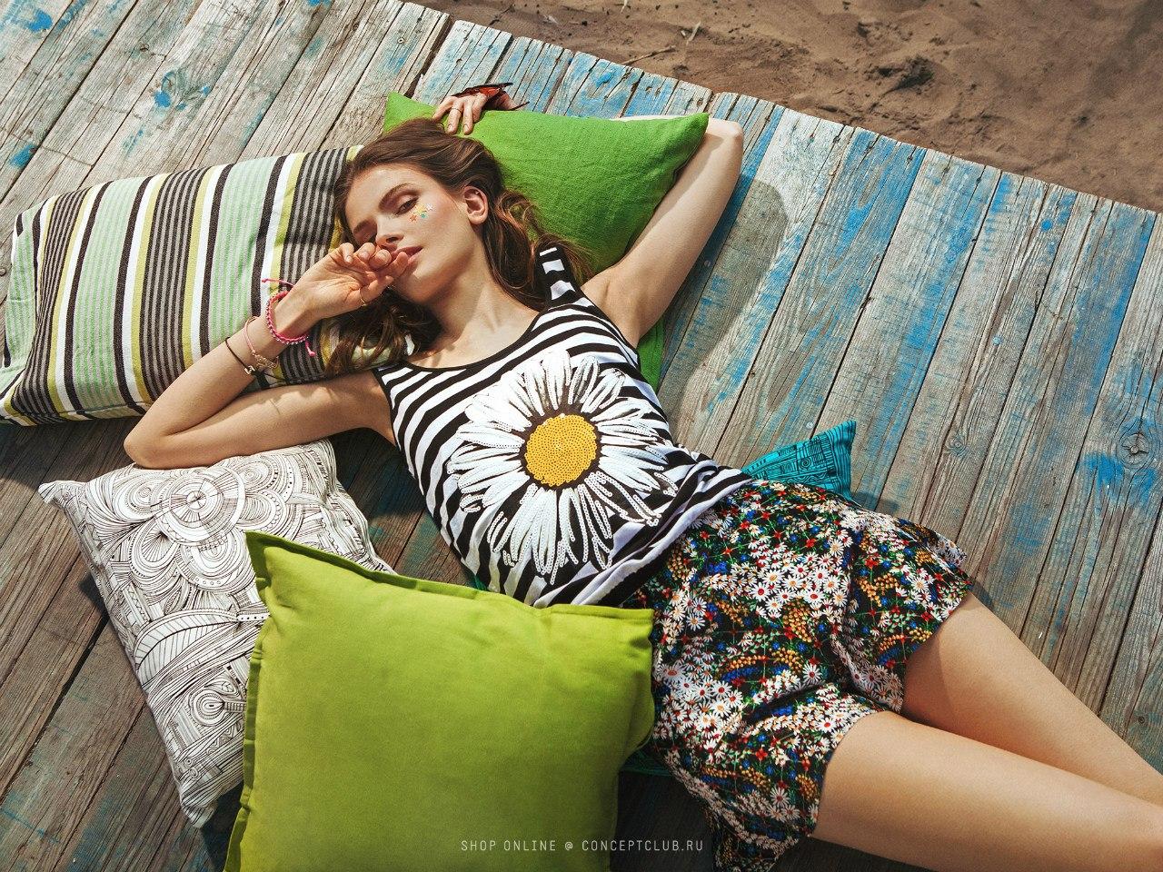 Concept Club Anna Grishina Evgenia Voronova